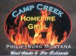 Camp Creek Homefire Grill