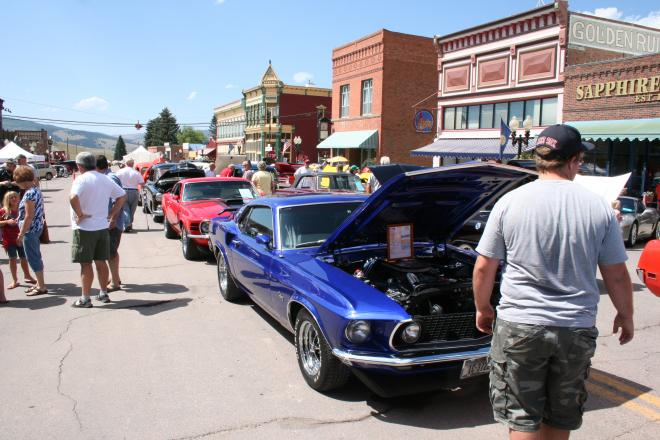 Car Show Visit Philipsburg Pictures Visit Philipsburg - Classic pony car shows